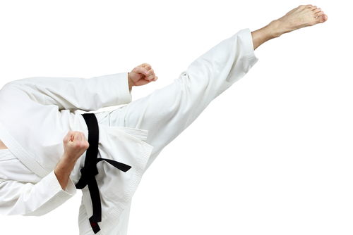 how to become a black belt